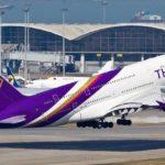 Thai Airways запускает специальный рейс из Парижа в Бангкок