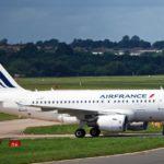 Air France предлагает два временных маршрута из Бреста