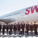 Пилоты авиакомпании Swiss могут начать водить поезда