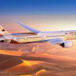 Etihad Airways возобновляет рейсы между Абу-Даби и Пекином
