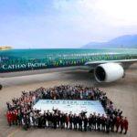 Cathay Pacific предоставляет бесплатную страховку от Covid-19
